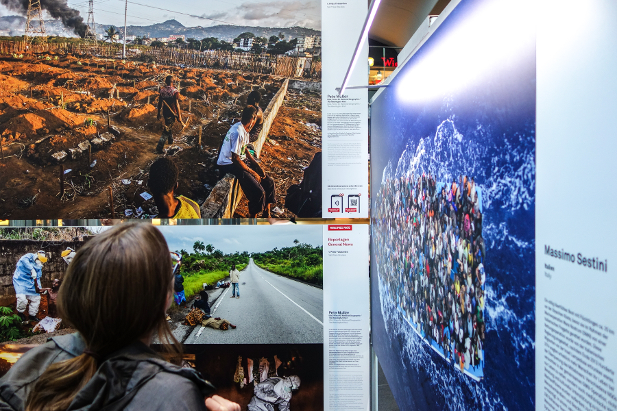 WORLD PRESS PHOTO 2015