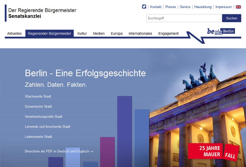 Berlin - eine Erfolgsgeschichte