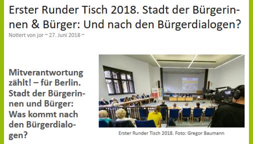 Doku Erster Runder Tisch 2018